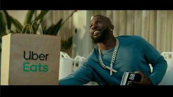 Uber Eats TV Spot, 'Fresh Caught' Featuring Dez Bryant