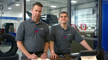National Tire & Battery TV Spot, 'Two Advisors: Ugh: Save $100 on Continental'