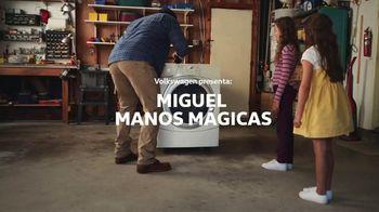 2022 Volkswagen Taos TV Spot, 'Miguel manos mágicas' [Spanish] [T2]