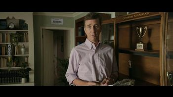 Uber Eats TV Spot, '#1 Manning Brother' Featuring Cooper Manning