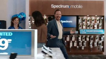 Spectrum Mobile Unlimited TV Spot, 'Everything: $29.99'