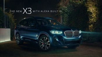 2022 BMW X3 TV Spot, 'Unparalleled Connection' Song by Calvin Harris, Sam Smith [T1] - Thumbnail 9