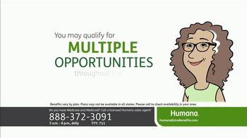 Humana Medicare Advantage Advantage Plan TV Spot, 'Learn About Plans'