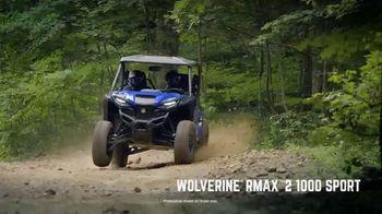 Yamaha 2022 Wolverine RMAX 1000 Family TV Spot, 'Proven Off-Road'