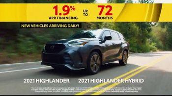 Toyota Fall Savings TV Spot, 'Reasons to Buy a Highlander' [T2] - Thumbnail 3