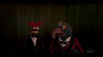 Disney+ TV Spot, 'Muppets Haunted Mansion'