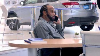 Honda TV Spot, 'Random Acts of Helpfulness: Dealership Surprise: Michael' [T2]