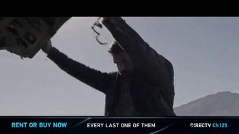 DIRECTV Cinema TV Spot, 'Every Last One of Them' Song by DePart X