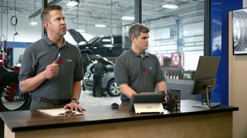 National Tire & Battery TV Spot, 'Two Advisors: Loophole: Cooper: Save Up to $100'