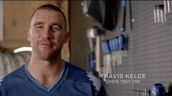 Lowe's TV Spot, 'Home Team: Proudest Moment' Featuring Travis Kelce