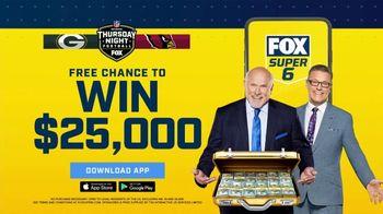 FOX Bet Super 6 TV Spot, 'Win Terry's Money: Packers vs. Cardinals'