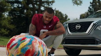 Nissan TV Spot, 'Heisman House: Cat Problems' Featuring Devonta Smith, Derrick Henry [T1]