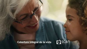 SCAN Health Plan Medicare Advantage TV Spot, 'Cobertura integral de la vista' [Spanish]