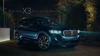 2022 BMW X3 TV Spot, 'Unparalleled Connection' Song by Calvin Harris, Sam Smith [T2] - Thumbnail 9