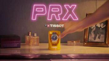 Tissot PRX POWERMATIC 80 TV Spot, 'Swiss Made' Song by Blondie