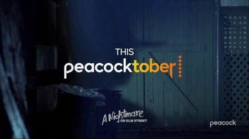 Peacock TV TV Spot, 'Peacocktober: Face Your Fears'