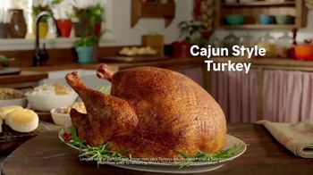 Popeyes TV Spot, 'If You Love That Chicken From Popeyes: Nuggets: Cajun Turkey'