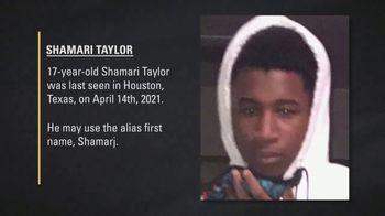 National Center for Missing & Exploited Children TV Spot, 'Shamari Taylor'