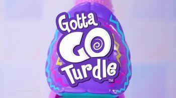 Gotta Go Turdle TV Spot, 'He Poops, Eats and Talks' - Thumbnail 1
