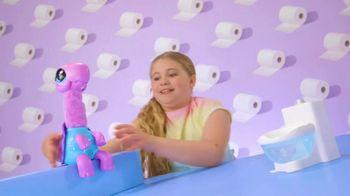 Gotta Go Turdle TV Spot, 'He Poops, Eats and Talks' - Thumbnail 5
