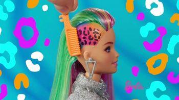 Barbie Leopard Rainbow Hair Doll TV Spot, 'Rainbows are the Best'