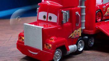 Disney Pixar Cars Track Talkers Chat & Haul Mack TV Spot, 'Mack's Friends' - 1644 commercial airings