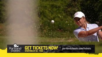 Portland Classic TV Spot, '2021: Oregon Golf Club' - 19 commercial airings