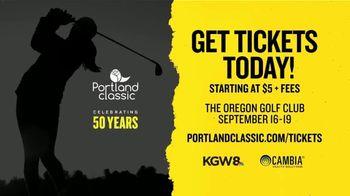 Portland Classic TV Spot, '2021: Oregon Golf Club' - Thumbnail 9
