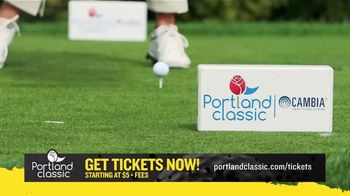 Portland Classic TV Spot, '2021: Oregon Golf Club' - Thumbnail 1