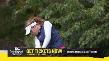 Portland Classic TV Spot, '2021: Oregon Golf Club' - Thumbnail 4