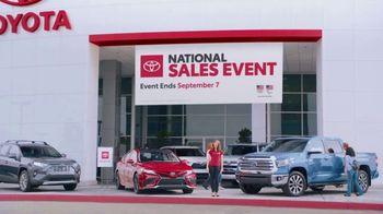 Toyota National Sales Event TV Spot, 'Occupational Hazard' [T2] - Thumbnail 8