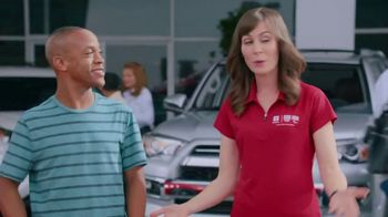 Toyota National Sales Event TV Spot, 'Occupational Hazard' [T2] - Thumbnail 2