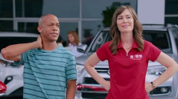 Toyota National Sales Event TV Spot, 'Occupational Hazard' [T2] - Thumbnail 5