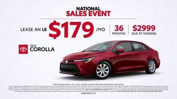Toyota National Sales Event TV Spot, 'Occupational Hazard' [T2] - Thumbnail 7