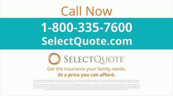 SelectQuote TV Spot, 'Steve: $28 a Month' - Thumbnail 8