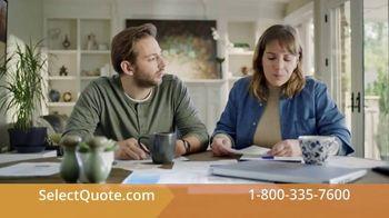 SelectQuote TV Spot, 'Steve: $28 a Month' - Thumbnail 2