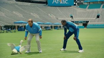 Aflac TV Spot, 'What It Takes' Featuring Nick Saban, Deion Sanders