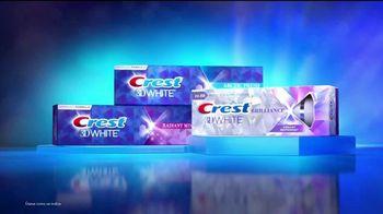 Crest 3D White Brilliance TV Spot, 'Sonrisa brillante' [Spanish] - Thumbnail 4
