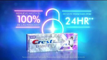 Crest 3D White Brilliance TV Spot, 'Sonrisa brillante' [Spanish] - Thumbnail 7
