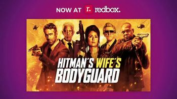 Redbox TV Spot, 'Hitman's Wife's Bodyguard, The Conjuring 3, Stillwater'