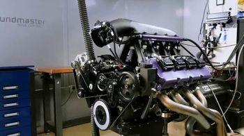 PowerNation Holley Gen III Hemi Engine Sweepstakes TV TV Spot, 'High Horsepower Beast'