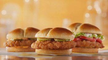 McDonald's Crispy Chicken Sandwich TV Spot, 'No hay comida en casa que valga' [Spanish] - Thumbnail 3