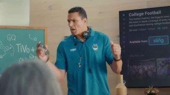 TiVo TV Spot, 'How We Win' Featuring Tony Gonzalez - Thumbnail 8