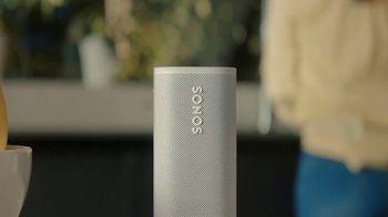 Sonos Roam TV Spot, 'Moving' Song By The Hygrades - Thumbnail 1
