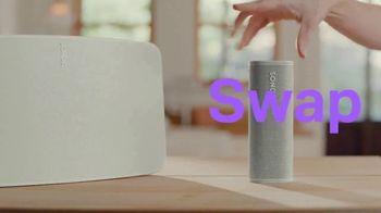 Sonos Roam TV Spot, 'Moving' Song By The Hygrades - Thumbnail 8