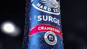 White Claw Hard Seltzer Surge TV Spot, 'A Stronger Wave of Refreshment'