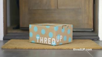 thredUP TV Spot, 'Everybody's Talking About Something Special'