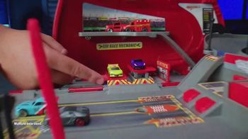 Micro Machines Corvette Raceway Playset TV Spot, 'Get Back to the Action' - Thumbnail 2