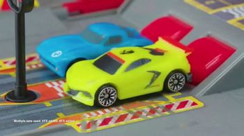 Micro Machines Corvette Raceway Playset TV Spot, 'Get Back to the Action' - Thumbnail 3