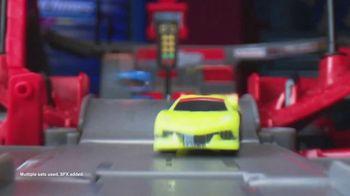 Micro Machines Corvette Raceway Playset TV Spot, 'Get Back to the Action' - Thumbnail 4